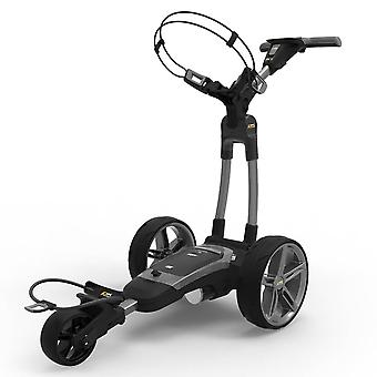 Powakaddy 2021 FX7 EBS 18 Hole Foldable Lithium Electric Golf Trolley