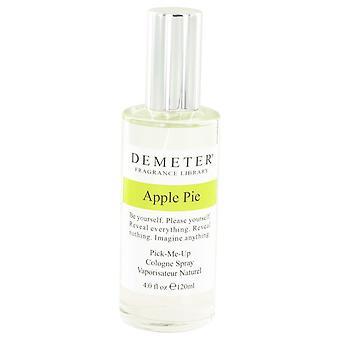 ديميتر فطيرة التفاح كولونيا رذاذ بواسطة ديمتر 4 أوقية رذاذ كولونيا