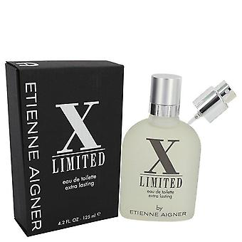X Limited Eau De Toilette Spray By Etienne Aigner 4.2 oz Eau De Toilette Spray