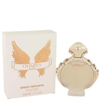 Olympea Aqua Eau De Toilette Spray By Paco Rabanne 1.7 oz Eau De Toilette Spray