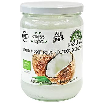 INT-SALIM Aceite Virgen Extra de Coco Ecologico 430 ml