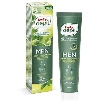 Byly Depilatory Cream for Men 200 ml