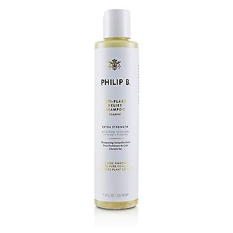 Philip B Anti-Flake Relief Shampoo - # Classic (Extra Strength moderate To Severe Itching + Flaking) 220ml/7.4oz
