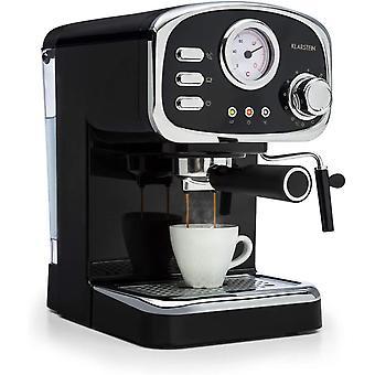 Espressionata Gusto Espressomaschine, 1100 Watt, 15 Bar Druck, Volumen Wassertank: 1 Liter,