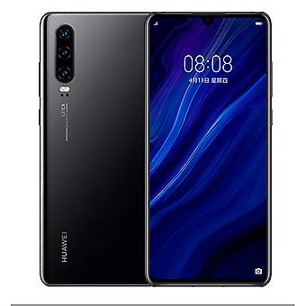 Smartphone Huawei P30 6GB/128GB sort Dual SIM europæisk version