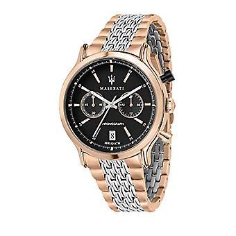 Mannen horloge, Legend collectie, Chronograph, staal en PVD rose gold-R8873638005
