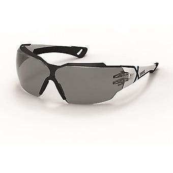 Pheos CX2 Schutzbrille - Supravision Excellence - Getönt/Weiß-Schwarz