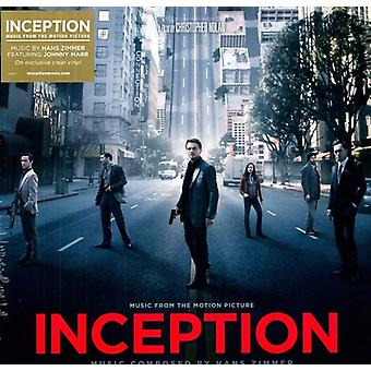 Inception - Soundtrack [Vinyl] USA import