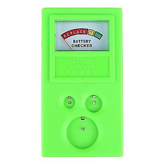 For Button Coin Cell Battery Power Checker Tester Watch Repair Tool Electronic Measuring Device WS40372
