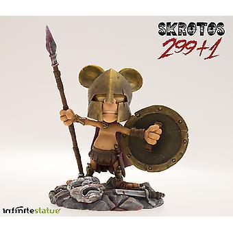 Rat-Man Skrotos Figure