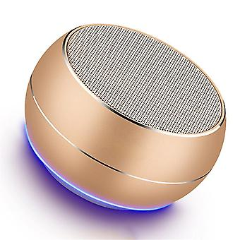 Portable Led Wirelwss Mnin Bluetooth Speakers Hd Audio And Enhanced Bass Bluetooth Outdoor Subwoofer Loudly Speaker