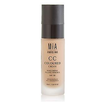 CC Cream Mia Kosmetika Paris Medium SPF 30 (30 ml)