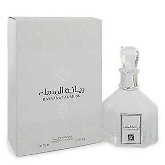 Rayaanat Al Musk By Rihanah Eau De Parfum Spray (unisex) 3.4 Oz (women)