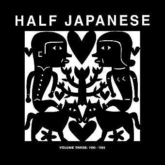 Halva japanska - Volym tre: 1990 - 1995 CD