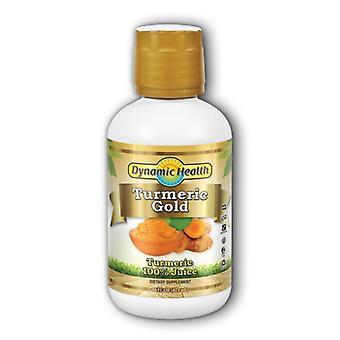 Dynamic Health Laboratories Tumeric Gold, 16 fl oz