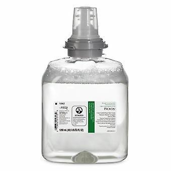 Gojo Soap PROVON Foaming 1,200 mL Dispenser Refill Bottle Unscented, Clear 1 Each