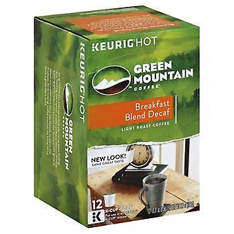Green Mountain Coffee Kcup Dcf Brkfst Bl, Gehäuse von 6 X 12 PC