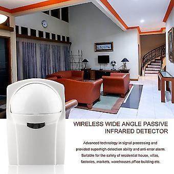 433mhz Cb61 Wireless Weitwinkel-Passiv-Infrarot-Detektor für Sicherheitsvorkehrungen