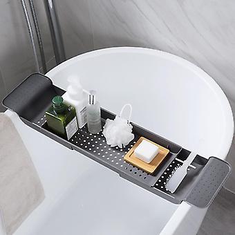 Makeup Towel Organizer Plastic Kitchen Sink Drain Holder