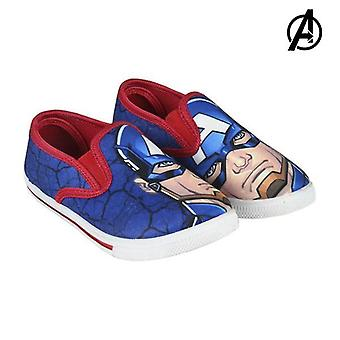 Children's Casual Trainers The Avengers 73612 Blue