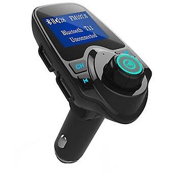T11 FM transmitter/MP3 player with Bluetooth for car