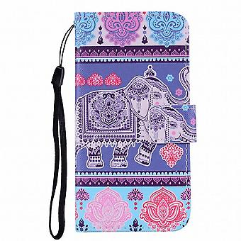 Cute Flip Pu Leather Case For Cover Apple Iphone 7 8 Plus Wallet Phone Bags Silicone Holder Book Cover