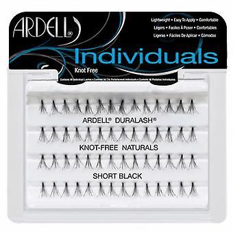 Ardell Professional Ardell Individual Eyelashes Knotfree Flares Short Black