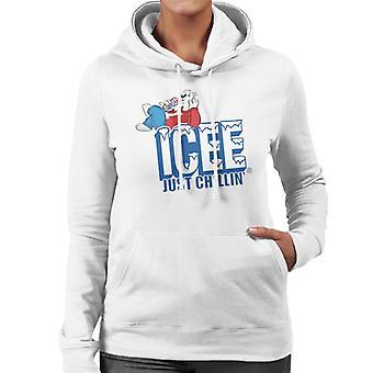 ICEE Just Chillin Women's Hooded Sweatshirt