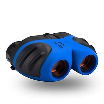 8 * 12 Doppelröhre Kinderteleskop outdoor mini hd high power low light nachtsicht vogelbeobachtung doppelspiegel grenzüberschreitend