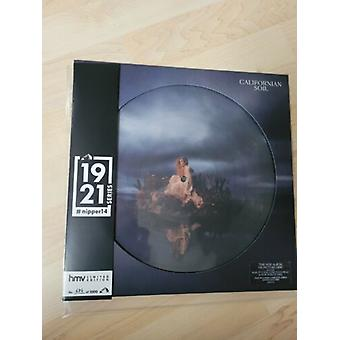 London Grammar - Calfornian Soil Rare picture disc numbered Unsealed Unplayed