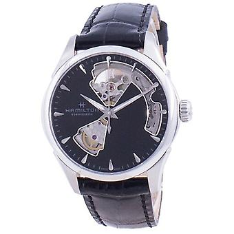 Hamilton Jazzmaster Viewmatic Open Heart Dial Automatic H32215730 Women's Watch
