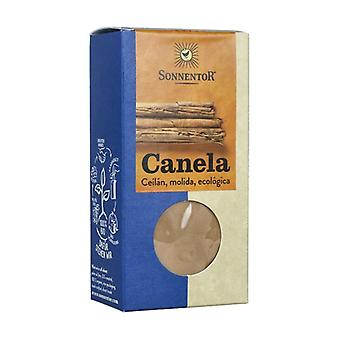 Ground Ceylon Cinnamon BIO 40 g