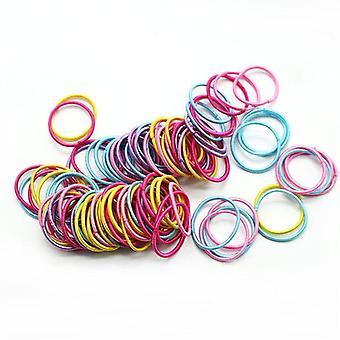 Dětské gumové elastické vlasové pásky
