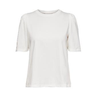 Shuuk Crew Neck Cotton Shirt