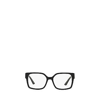 Prada PR 10WV black female eyeglasses