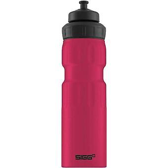 SIGG WMB Sports Magenta Touch 0.75L Aluminium Drinking Bottle - 8777.6