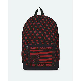 Rage against the machine usa stars (classic backpack)