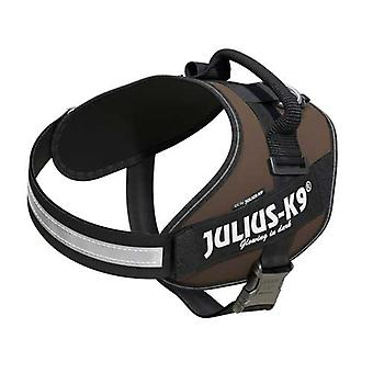 Julius-K9 IDC-Powerharness For Dogs Size: 2, Brown