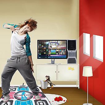 ללא להחליק ריקוד צעד ריקוד מחצלת רפידות רקדנית שמיכה למחשב עם USB