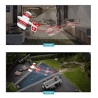 Mini Fernbedienung Flugzeug, 2.4ghz, Epp Schaum, Anti-Drop-Gleiter, Flugzeit 15 Minuten, Eingebautes Gyroskop, Kinderspielzeug