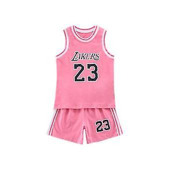 Basketbal uniformen katoenen sportshirts