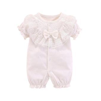 One-piece Baby Girl Cotton Gauze Sweet One-piece Romper