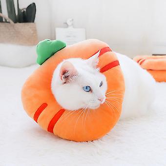 Kat en hond zon bloem wortel medische kraag anti-bite en anti-likken huisdier benodigdheden