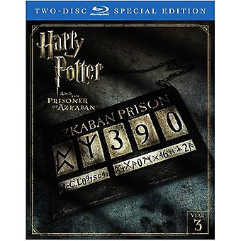 Harry Potter y el prisionero de Azkaban [Blu-ray] USA importar