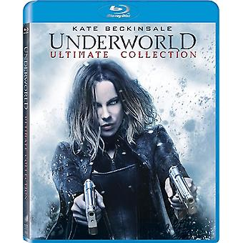 Underworld / Underworld: Awakening / import USA Evolution [Blu-ray]