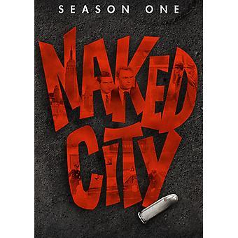 Naked City: Säsong 1 [DVD] USA import