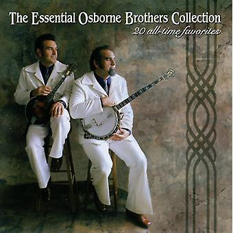 Osborne Brothers - Essential Osborne Brothers Collection [CD] USA import
