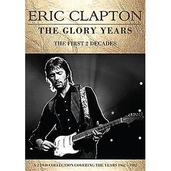 Eric Clapton - Glory Days [DVD] USA import