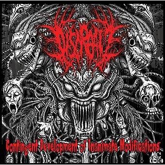 Discreate - Contingent Development of Inanimate Modifications [CD] USA import