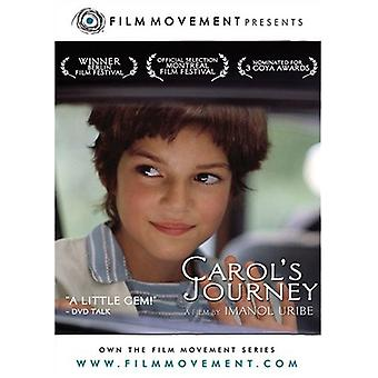 Carols Journeys [DVD] USA import